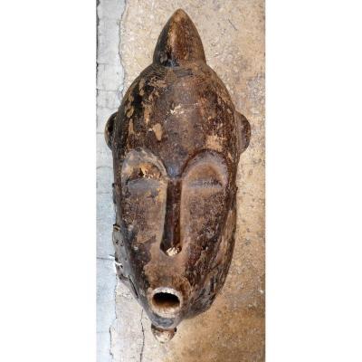 Masque Ancien de danse  Baoulé - Côte d'Ivoire, Cercle De Katiola