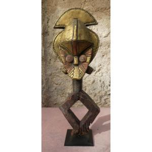 Reliquary Kota, Shaké Or Shamayé Gabon, Ancient