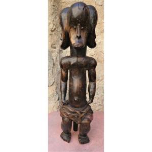 Reliquaire Tricéphale Fang Gabon