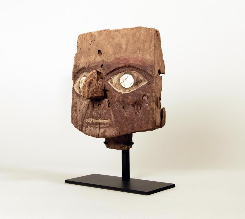 Chancay Funeral Mask-photo-2