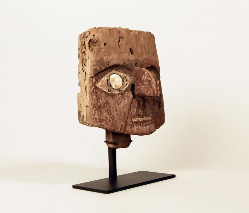 Chancay Funeral Mask-photo-3