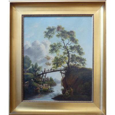 Peinture  19ème