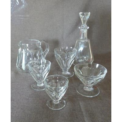 Baccarat Talleyrand-harcourt Glass Service