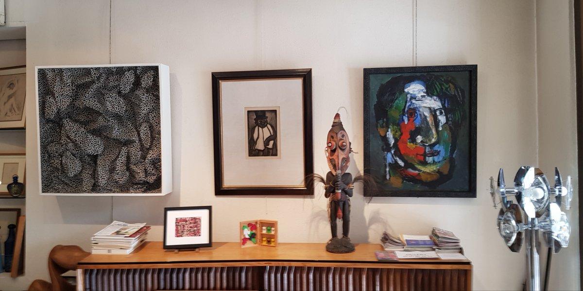 Galerie Jacqueline Perrin