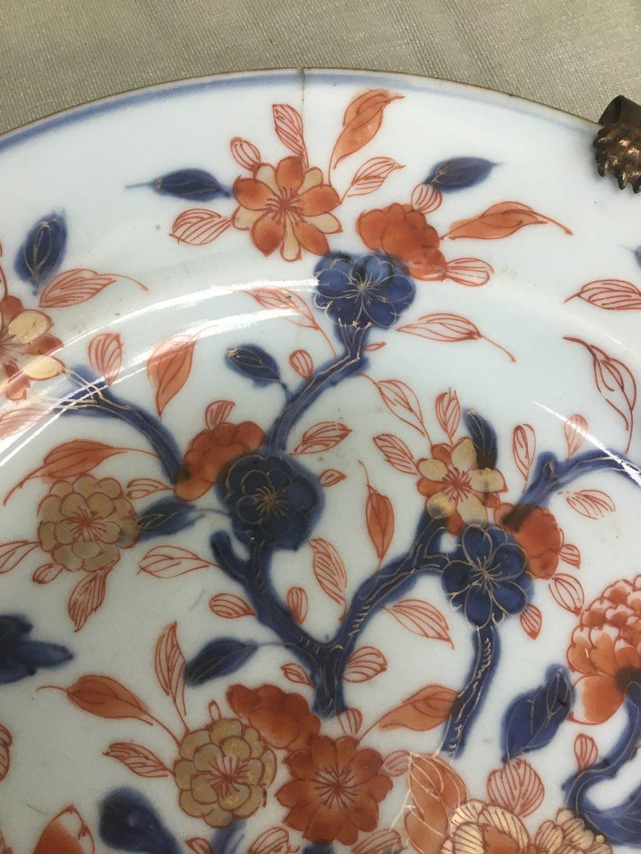 Imari Plate, Japan, 18th Century-photo-4