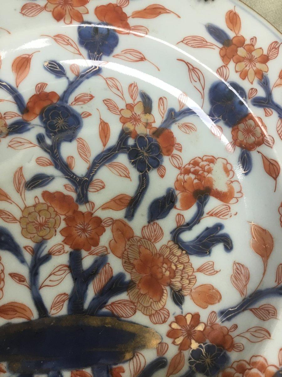 Imari Plate, Japan, 18th Century-photo-1