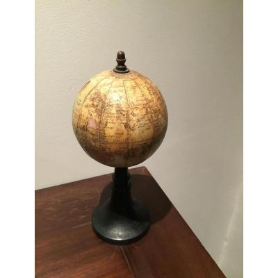 Mappature World Signed Forest, Napoleon III
