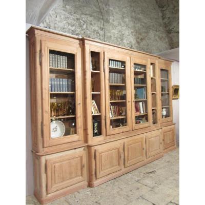Bibliothéque De Boiserie