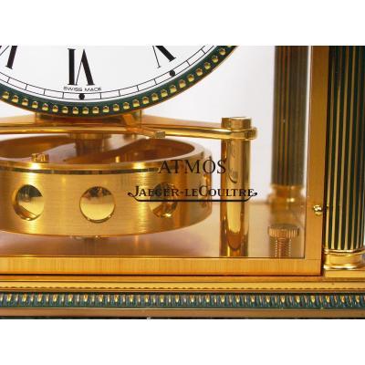Pendule Atmos Jaeger-lecoultre. Vendôme Cal. 540