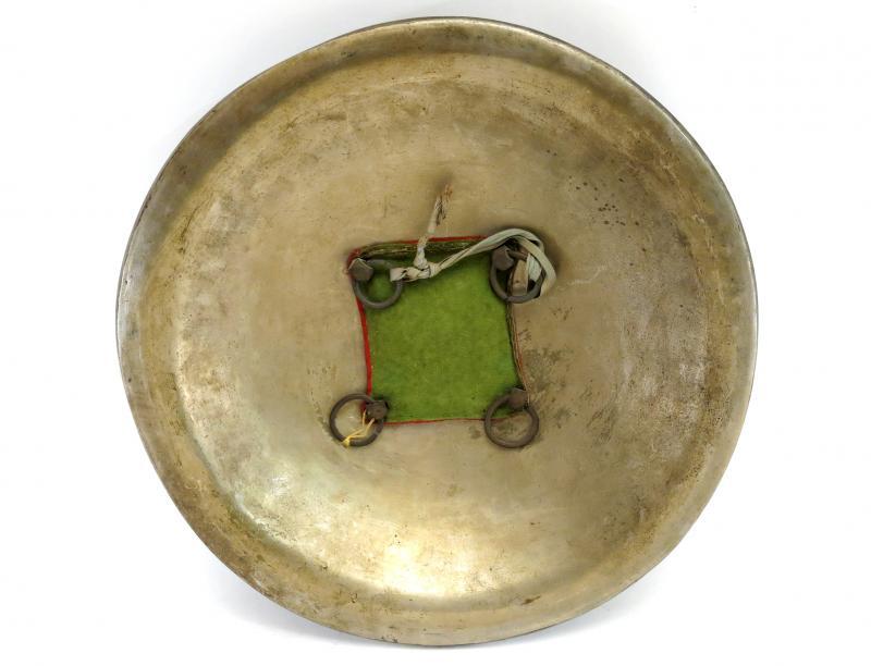 Rondache ottomane ou persane, fin XIX, début XXème.-photo-4