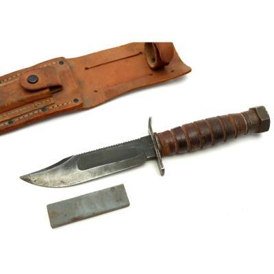 Poignard de survie - Jet Pilot Survival Knife. USA-Vietnam