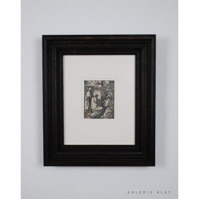 Albrecht Dürer - Gravure Petite Passion
