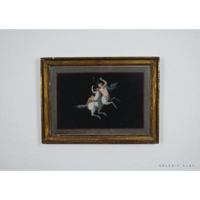 Michelangelo Maestri - Female Figure Riding A Centaur