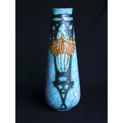Marius Fourmont - Ceramic Vase