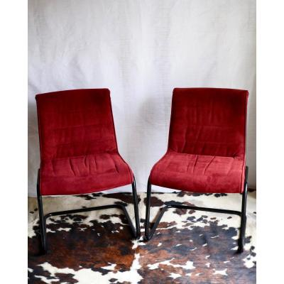 Fauteuils - Design Richard Sapper - Editions Knoll
