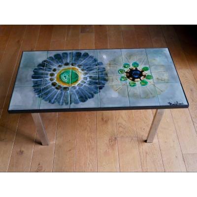 Table basse - Design Juliette BelArti