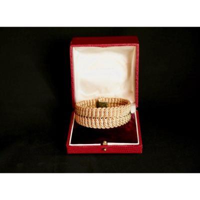 Bijou - Large bracelet en or 18K