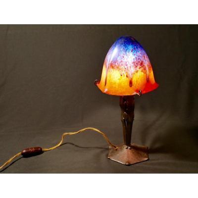 Lampe champignon - Lampe d'appoint ou de chevet