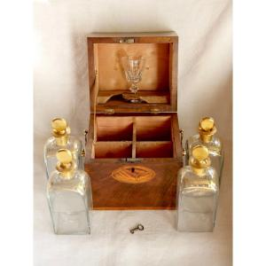 Box - '' Egoist '' Liquor Cabinet