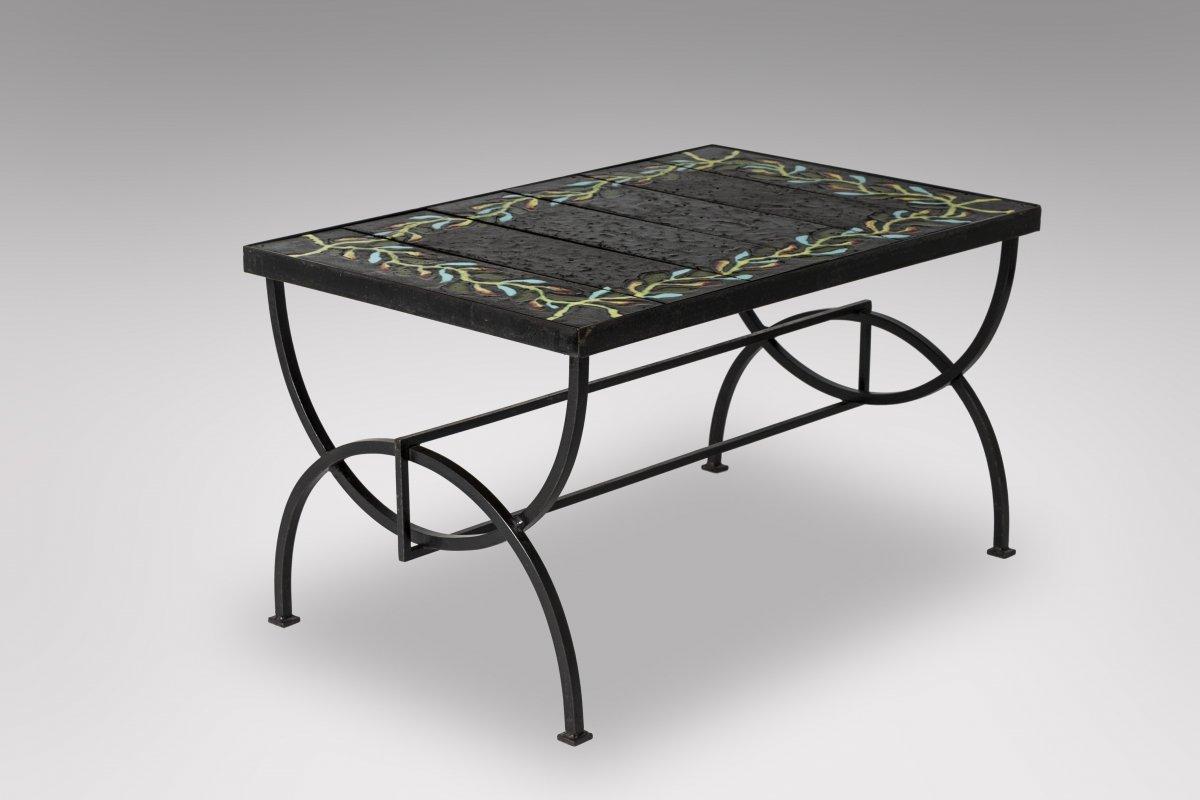 Table Basse Vers 1950