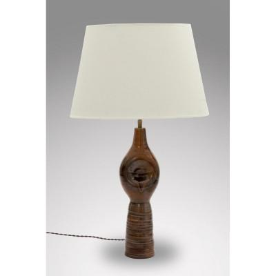 Madoura - Suzanne Ramié - Ceramic Lamp 1960
