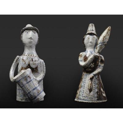 Jean Derval - Ceramics