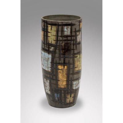 Kostanda - Vallauris - Ceramic Vase