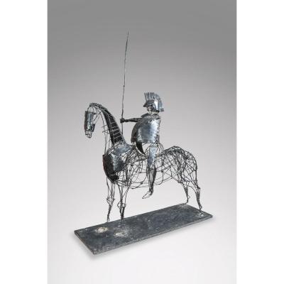 Victor Martinez - Sculpture