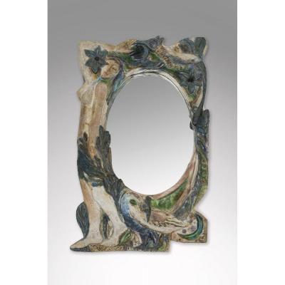 Ceramic Mirror 1970