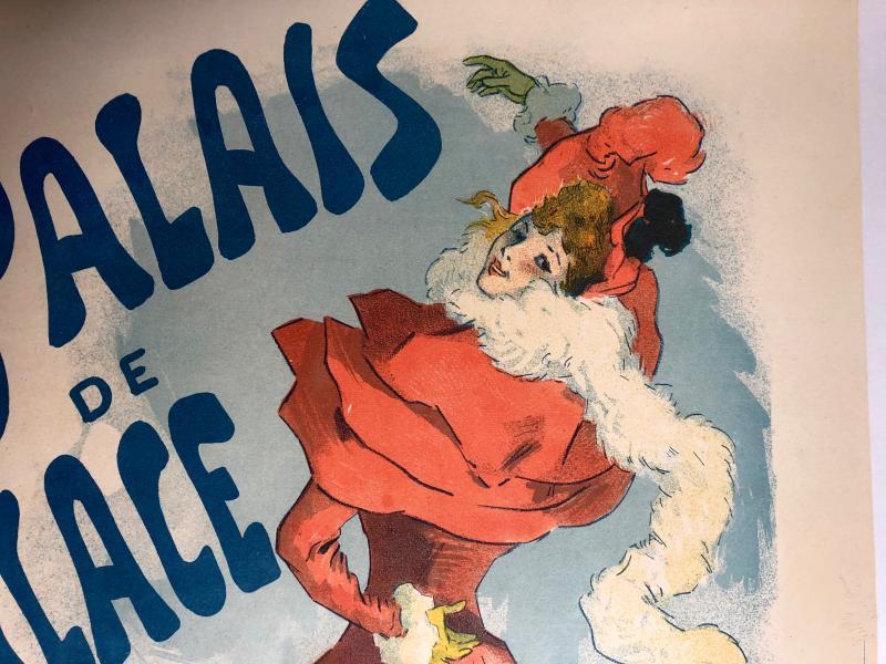 Jules Chéret 1836-1932 Poster Ice Palace Champs Elysées-photo-3