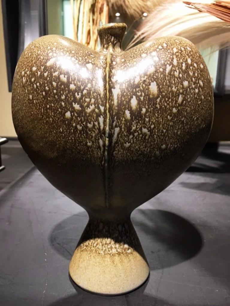 """Céramique d'Art """"coeur"""""""