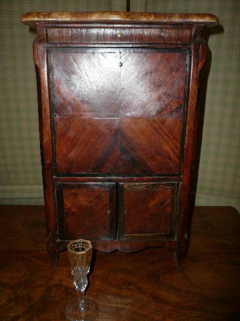 Secrétaire Miniature d'époque Fin XVIIIème Siècle