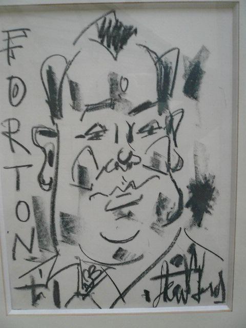 """Gen Paul """"portrait d'Homme"""""""