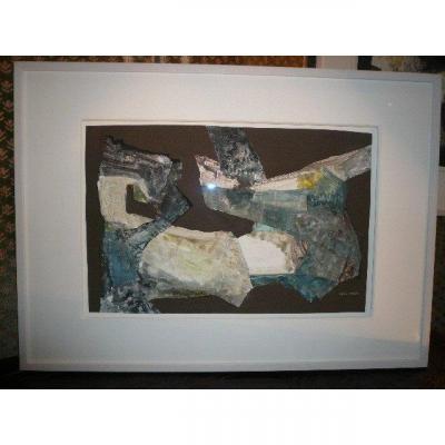 Hajime Kato (1925/2000) Japanese Painter Of The