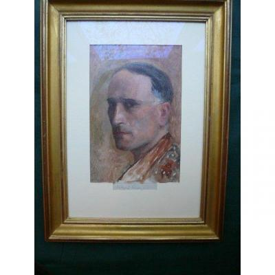 Bertrand Piemore Self-portrait Around 1930