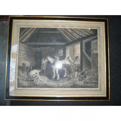 After George Morland (1763 - 1804)