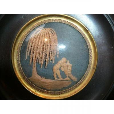 Micro Sculpture Attributed To Giuseppe Maria Bonzanigo -turin (circa 1800)