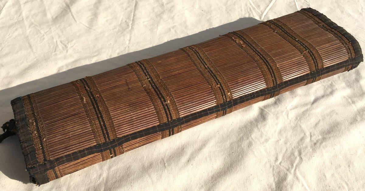 Rare Prayer Book Kamawa Sa. Burma Myanmar, Early 20th Century.-photo-3