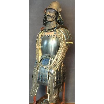 Samurai Armor Ô-yoroi Period Edo. Japan 18th-19th Century