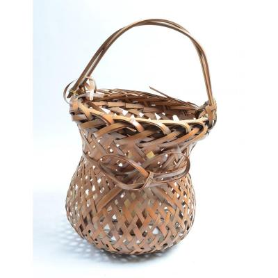 Japan, Ikebana Basket