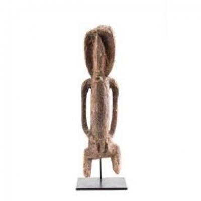 Papua New Guinea, Boiken, Statue