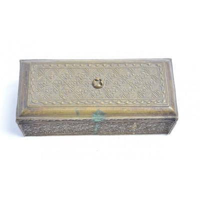Sumatra, Sirih Box
