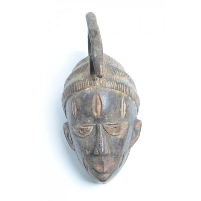 Nigeria, Yoruba, Gelede Mask