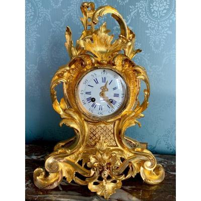 Cartel Style Louis XV Epoque Napoléon III