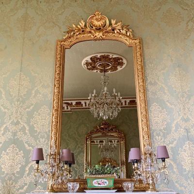 Miroir Epoque XIXe Siècle