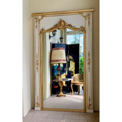 Miroir - Trumeau Style Louis XV