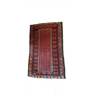 640 - Important Seikhour Rug From Russia  19th Century 61.02 In. X 39.37 In.