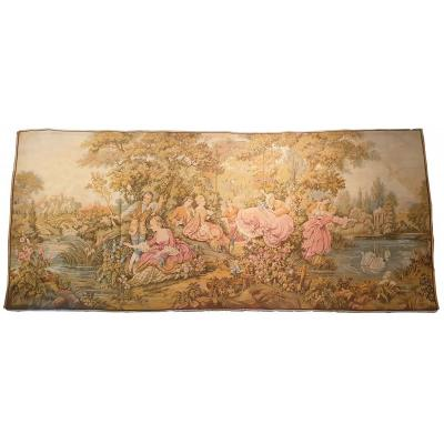 20th Century Mechanical Tapestry