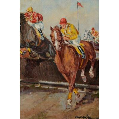 Horse Racing, Hopping