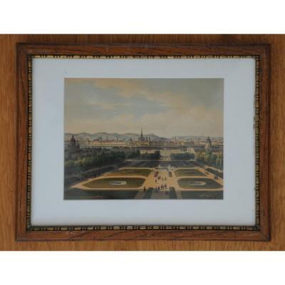 Treize Vues De La Ville De Vienne